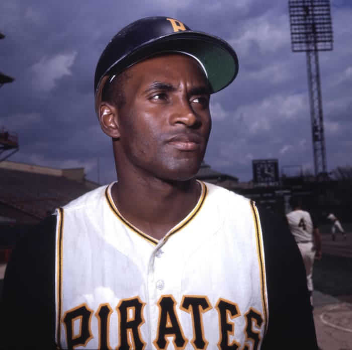 The Pirates draft Clemente first overall