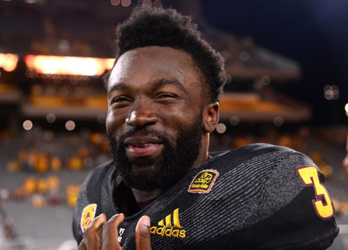 Eno Benjamin, RB, Arizona State