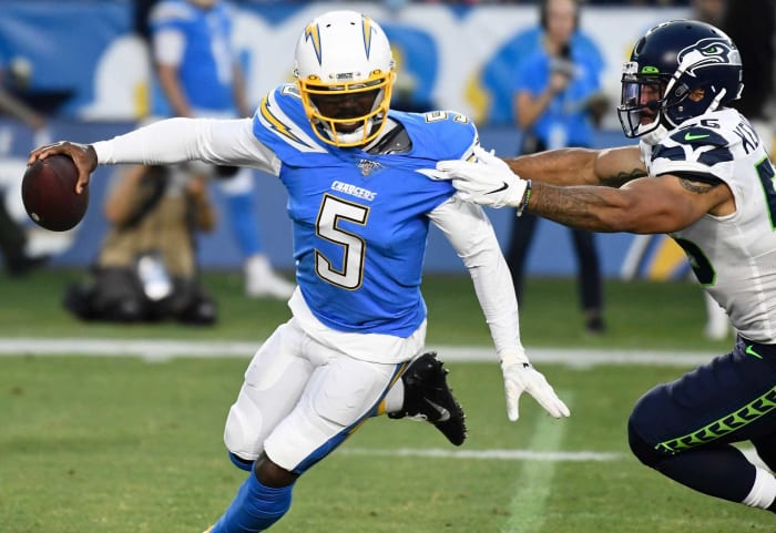 Los Angeles Chargers: Quarterback