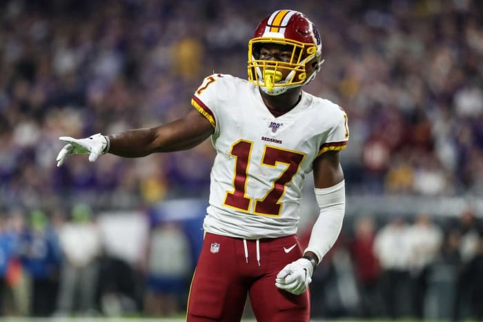 Washington Redskins: Terry McLaurin, WR