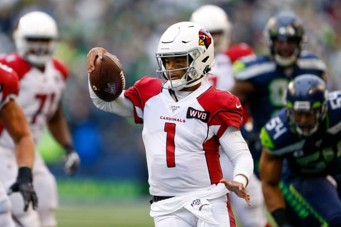 Winner: Kyler Murray, QB, Cardinals