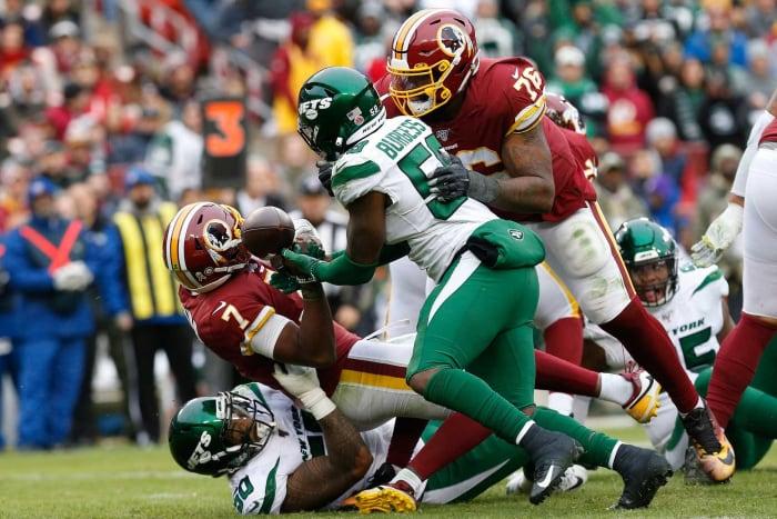 Washington Redskins: Offensive line