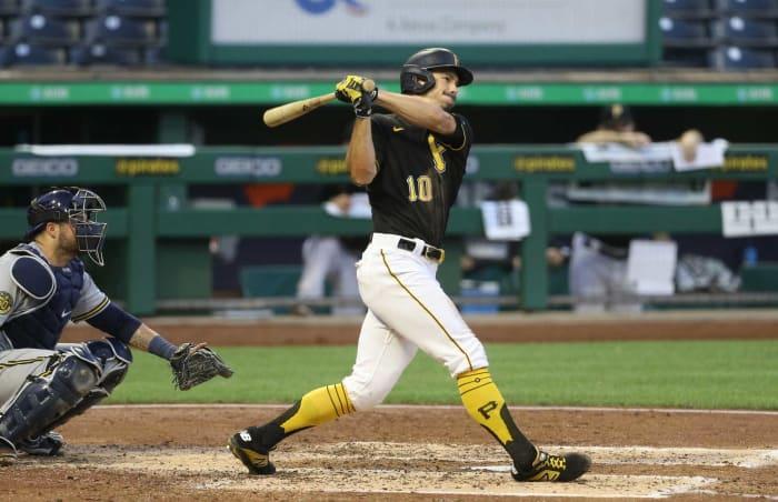 Pittsburgh Pirates: Bryan Reynolds, OF