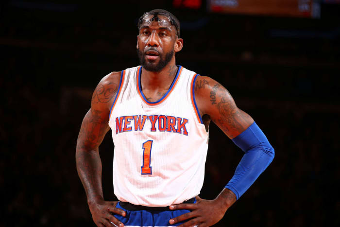 2010: Knicks sign Amar'e Stoudemire for five years, $100 million