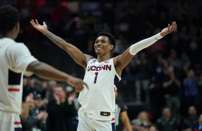 UConn is back in the Big East
