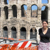A student studying abroad with International Studies Abroad (ISA): Rome - Business, Communications, International Relations & Liberal Arts