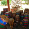 A student studying abroad with ThisWorldMusic: Traveling - Study in Ghana: Music, Arts, Culture