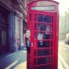 A student studying abroad with CAPA International Education: London Study or Intern Abroad