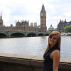 A student studying abroad with Arcadia: London - London Now, Summer