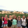 A student studying abroad with AIFS: Granada - University of Granada