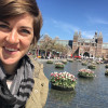 A student studying abroad with IES Abroad: Amsterdam - Study in Amsterdam with IES Abroad