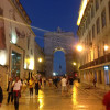 A student studying abroad with Loras College: Lisbon - Urban Portugal: Historical and Geographical Perspectives