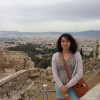 A student studying abroad with KIIS: Greece - Experience Greece, Summer Program