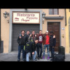 A student studying abroad with SAI Programs: Florence - Summer High School Program