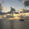 A student studying abroad with Broadreach: Program at Sea - Caribbean Underwater Discoveries Voyage
