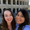 A student studying abroad with Syracuse University: Florence - Syracuse University in Florence