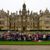 A student studying abroad with University of Evansville: Grantham - Study abroad at Harlaxton College
