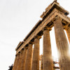 A student studying abroad with AIFS: Athens - American College of Greece
