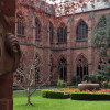 A student studying abroad with Middlebury Schools Abroad: Middlebury in Mainz