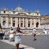 A student studying abroad with Arcadia: London - Goldsmiths, University of London