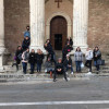 A student studying abroad with IES Abroad: Study Rome - Language & Area Studies