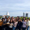 A student studying abroad with IES Abroad: Tokyo - Language & Culture