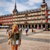 A student studying abroad with IES Abroad: Salamanca - Advanced Spanish Immersion