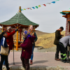 A student studying abroad with SIT Study Abroad: Mongolia: Nomadism, Geopolitics, and the Environment