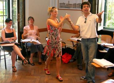 Study Abroad Reviews for NRCSA: Rome - Scuola Lingua Italiana