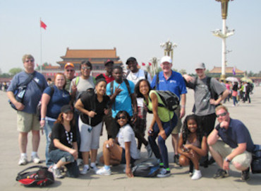 Study Abroad Reviews for Tennessee Consortium for International Studies (TnCIS): Traveling - TnCIS in China
