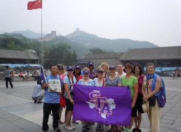 Study Abroad Reviews for Stephen F. Austin State University (SFA): Traveling - Education in China