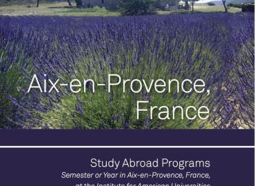 Study Abroad Reviews for Fairfield University: Aix-en-Provence - Semester or Year Program
