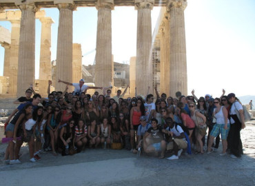 Study Abroad Reviews for SUNY Geneseo: Athens - Humanities Course