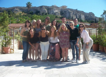 Study Abroad Reviews for Western Washington University: Athens - Classical studies in Greece