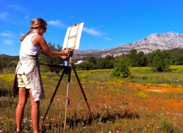 Study Abroad Reviews for Institute for American Universities (IAU): The Marchutz School of Fine Arts, Aix-en-Provence, France