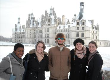 Study Abroad Reviews for Davidson College: Tours - Study Abroad in France