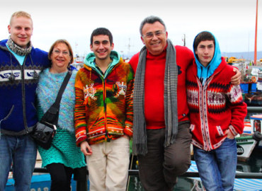Study Abroad Reviews for CIEE: Santiago - Business + Culture
