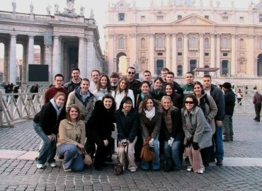 Study Abroad Reviews for API (Academic Programs International): Rome - Gap Year at John Cabot University