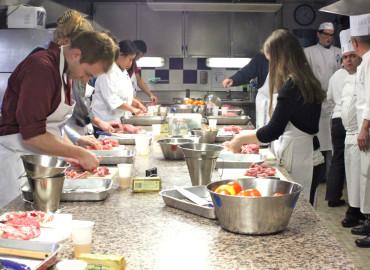 Study Abroad Reviews for Le Cordon Bleu: Ottawa - Culinary Arts and Hospitality Programs