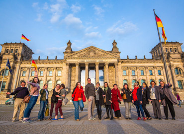 Study Abroad Reviews for IES Abroad: Berlin - Study Abroad With IES Abroad