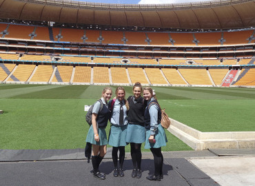 Study Abroad Reviews for Youth For Understanding (YFU): YFU Programs in South Africa
