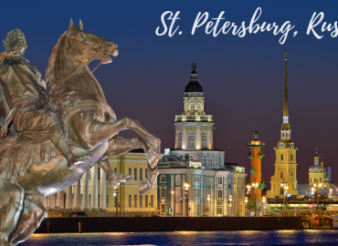 Study Abroad Reviews for VSU St. Petersburg, Russia - History, Political Science, & STEM