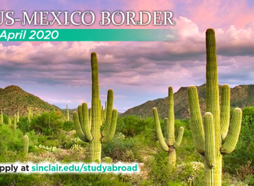 Study Abroad Reviews for Sinclair: U.S. - Mexican Border Trip