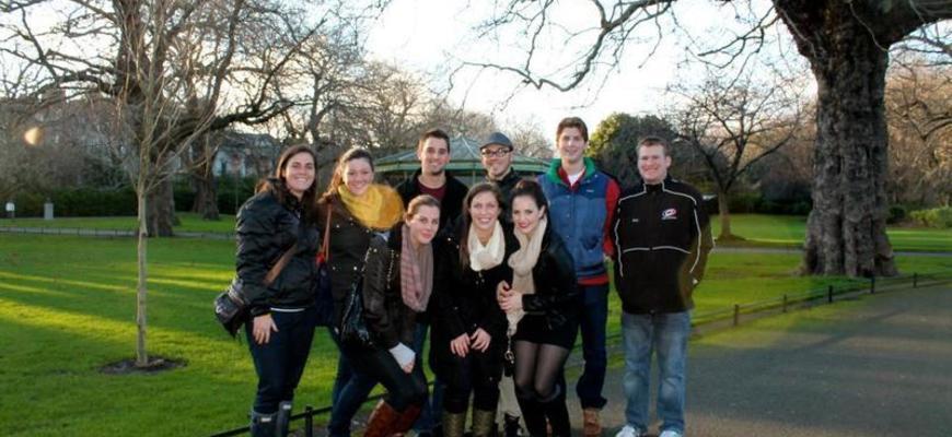 Stony Brook University's Study Abroad Programs to Ireland ...
