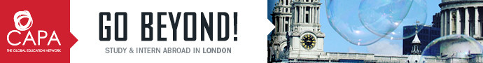CAPA The Global Education Network: London Study or Intern Abroad