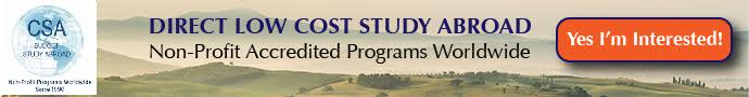 CSA - Low Cost Programs Worldwide