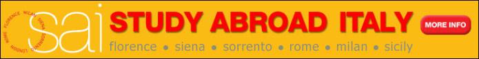 SAI Programs: Rome - John Cabot University