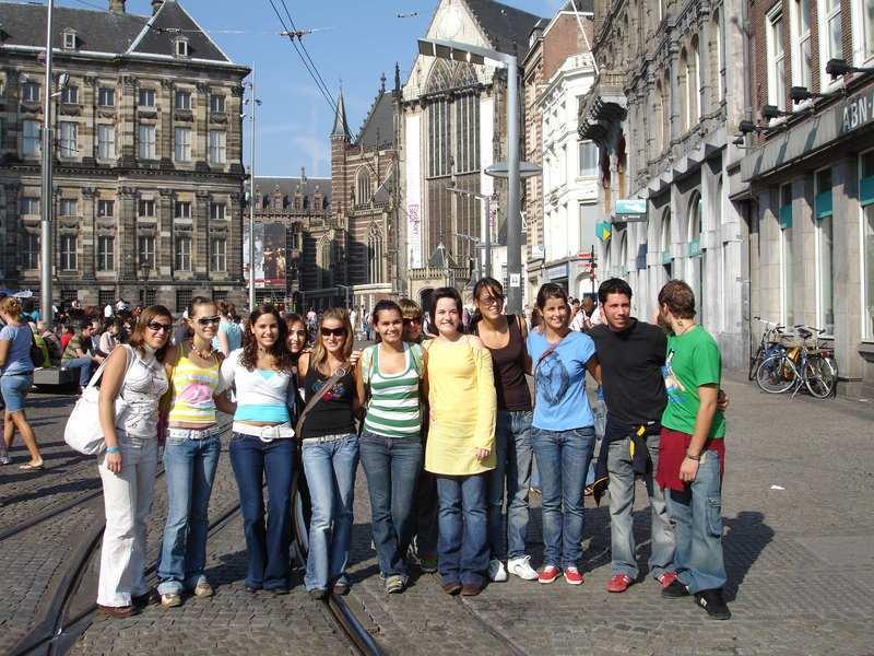 Study abroad utrecht holland