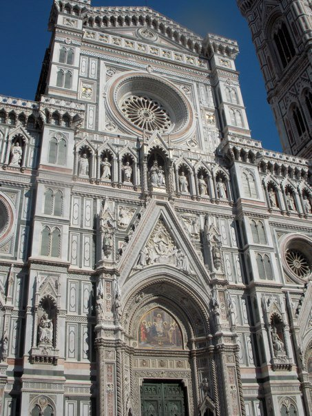 marymount university traveling interior design in italy