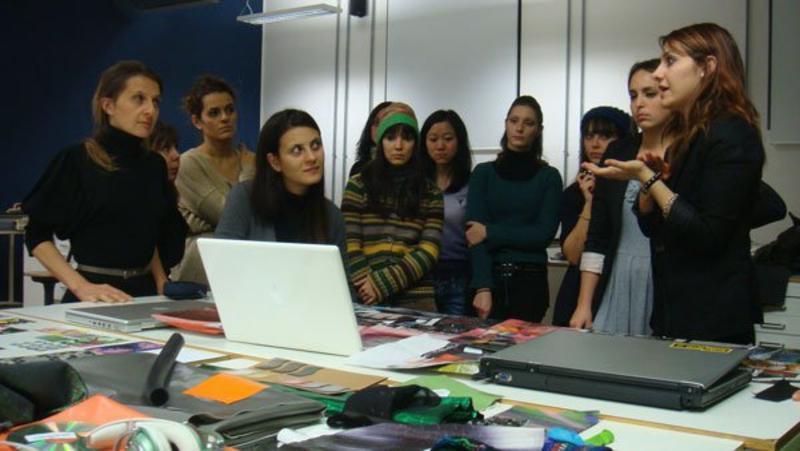 Nuova accademia di belle arti milano naba milan for Accademia della moda milano